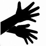 logo lsf noir et blanc